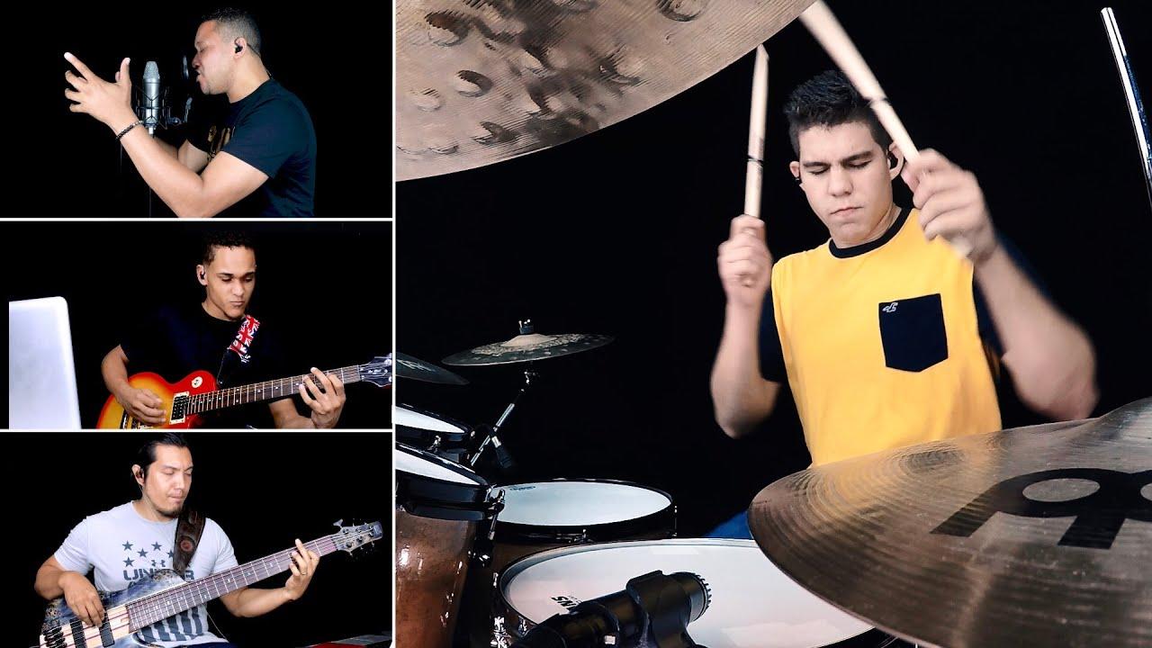 Eli Soares - Tudo Que Eu Sou / Todo Lo Que Soy  (Band Cover) Héctor García ??