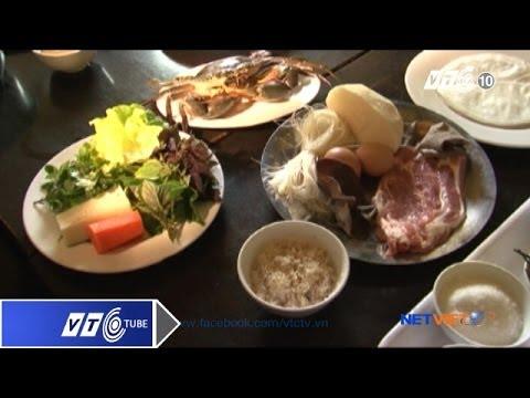Giòn tanh tách nem cua bể | VTC