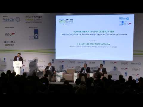 North Africa's Future Energy Mix | WFES 2015 |