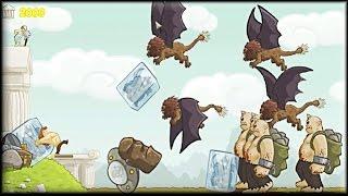 Clash of the Olympians - Game Walkthrough (Heraclis 1-20 lvl + boss fight)