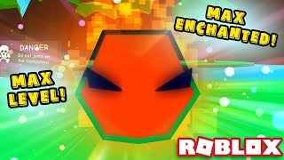 SHINY 300M ELEMENTAL PET (Max Level Max Enchanted) | Roblox Bubble Gum Simulator