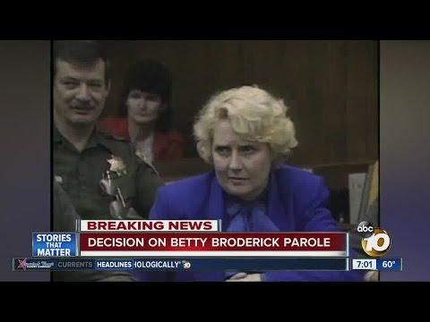 Decision on Betty Broderick parole