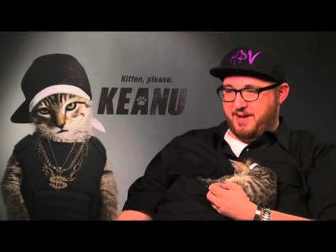 """Director Peter Atencio and His Farting Cat Talks About """"Keanu"""""""