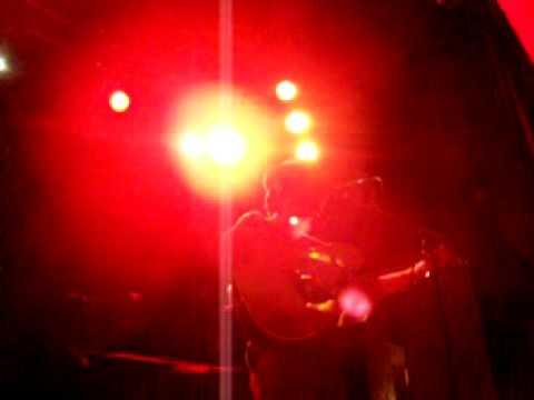 jack Savoretti/Paris 15.11.08/one man band