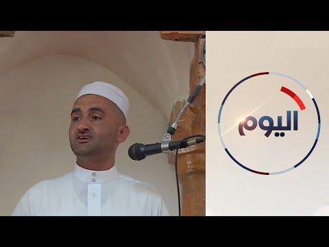 إمام يدعو الأردنيين للتبرع بالقرنيات بعد الوفاة للمكفوفين  - 12:00-2020 / 7 / 7