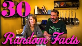 30 Random Facts About Us @ ChickaWoof Ranch