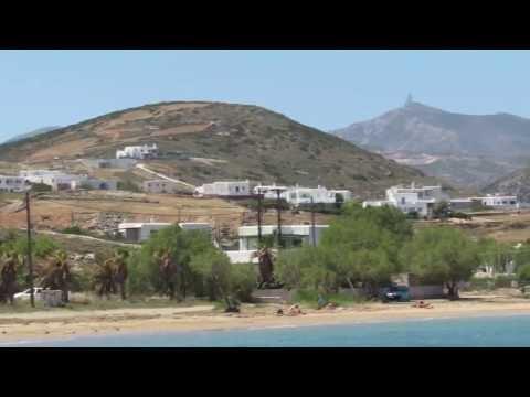 Ag Anargyri bay and beach on Paros MVI3143