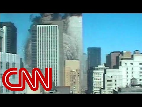 Student shoots  of WTC on 911 A former NYU student
