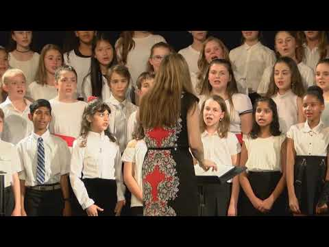 Ottoson Middle School Spring Chorus Concert #1 - May 24, 2018