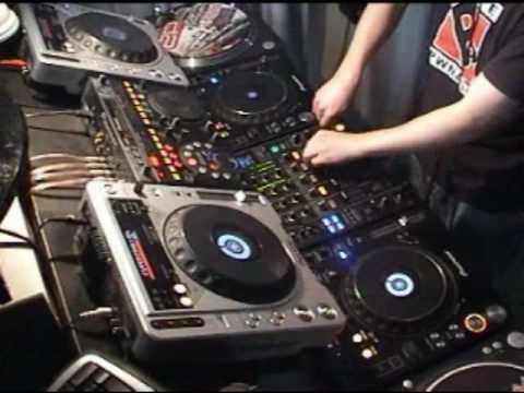 DJ Cotts - Live Radio Mix Ch00nage!