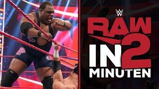 WWE RAW in 2 Minuten | Wie im Märchenland | 26.07.21