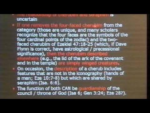 Anunnaki, Watchers, Serpentine Beings vesves The Netherworld in Ancient Texts Michael S. Heiser