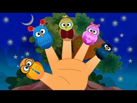 Canzoni per bambini | Compilation | La famiglia delle dita | più filastrocca in inglese | For Kids