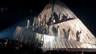 KANYE WEST - THE OMEN - YEEZUS TOUR  STAPLES CENTER FULL SET [HQ]
