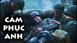 CALL OF DUTY WWII #5: HY SINH ANH DŨNG... CẢM PHỤC ANH !!!
