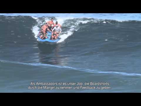(Omu) Patagonia Board Shorts - deutsche Version