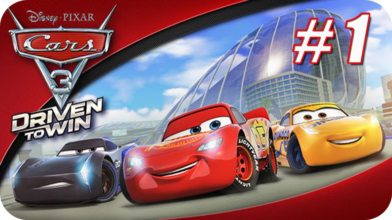 cars 3 hacia la victoria gameplay espa ol primeros minutos de juego parte 1 youtube. Black Bedroom Furniture Sets. Home Design Ideas