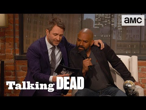 'Rick's Lie & Special Guest, Khary Payton' Highlights Ep. 814 | Talking Dead