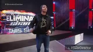+Havana+ Nikki Bella~Dean Ambrose~Aj Lee~Roman Reigns