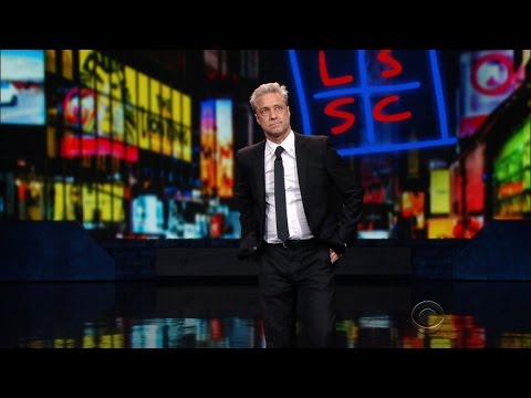 Nick Griffin Performs Stand-Up