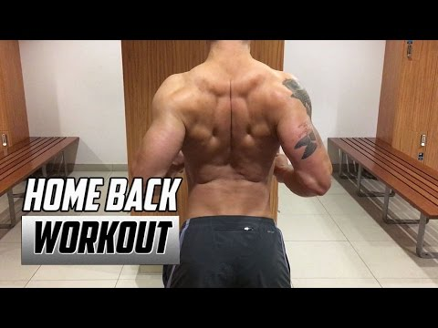 Home Back Workout