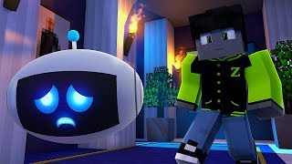 """Minecraft Elytras of Zephyr - """"CAT AND MOUSE!"""" S1 #9 (Minecraft Roleplay)"""