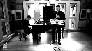 Lutosławski - Five Dance Preludes by Anthony Friend & Joseph Havlat