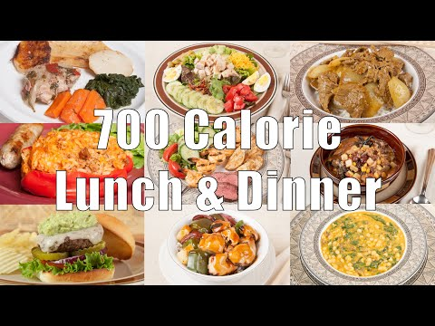 700 Calorie Lunches & Dinners (700 Calorie Meals) DiTuro Productions