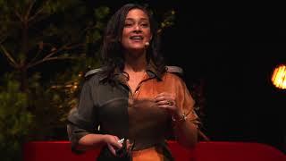 Sustainable silence | Iselin Shumba | TEDxArendal