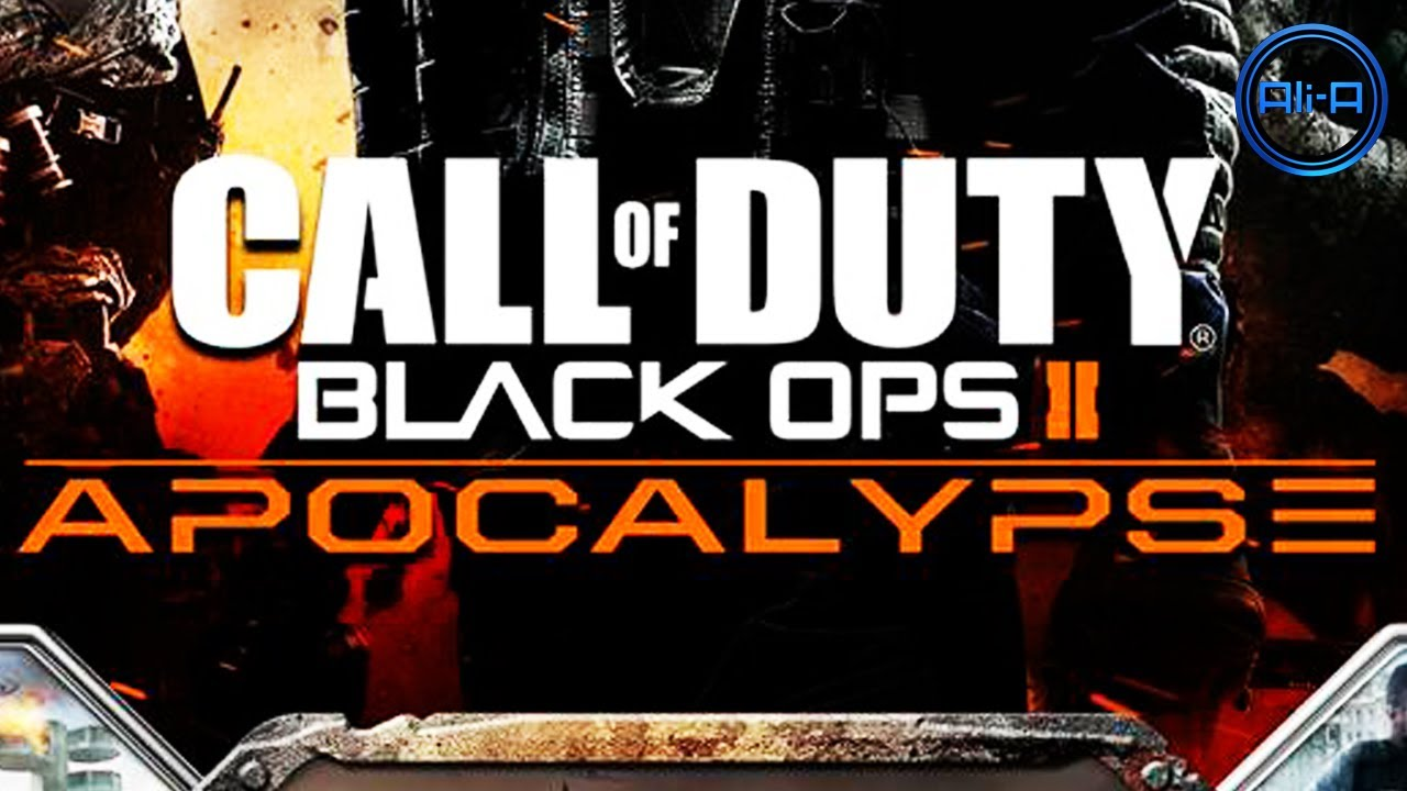 "Black Ops 2 ""APOCALYPSE"" Map Pack 4 ""ORIGINS"" Zombies"