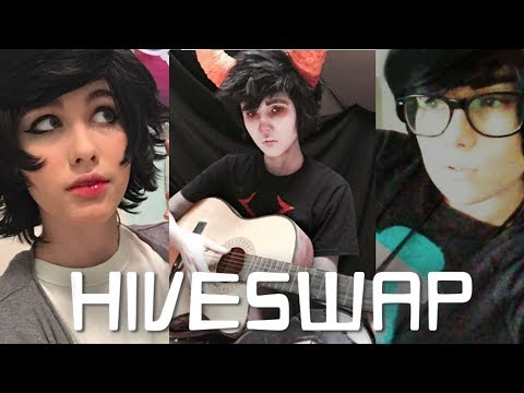 !NEW! Hiveswap (Homestuck) Musical.ly Cosplay Compilation 2017