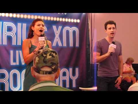Jenny Powers & Matt Cavenaugh - I Get Along Without You Very Well / Bent (Live at Sirius XM)