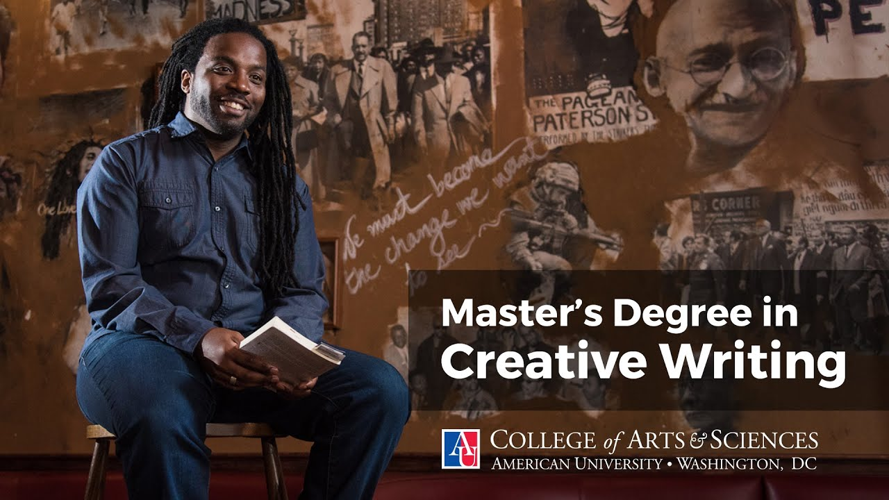 university of washington masters creative writing
