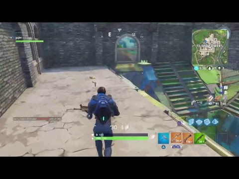 FORTNITE SEASON 4 WITH TRENTON AND ROBBIE