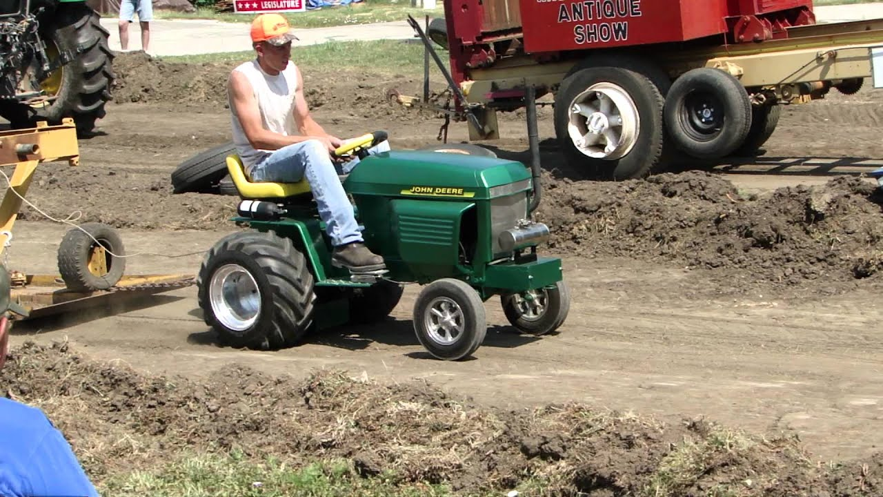 Pulling Tractors For Sale >> John Deere 212 Pulling Tractor For Sale Youtube