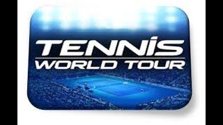 Tennis World Tour Patch 1.02 [R FEDERER vs G MONFILS]