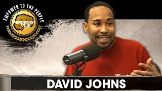 David Johns Talks World AIDS Day 2018 And The Importance Of Getting Tested