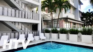 Crest Hotel Suites en Miami Beach