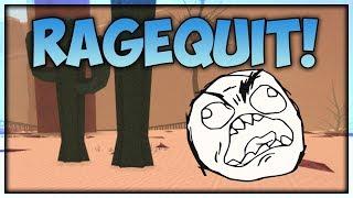 I RAGEQUIT SWORDBURST 2! (ROBLOX)