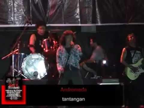 ANDROMEDHA (Surabaya Rock Legend Band)