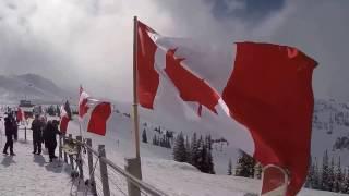 Ski Freeride│ Heliskiing Canada │ Whistler Blackcomb 2017