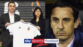 Gary Neville opens up on his time at Valencia & explains why he'll never coach again | Off Script