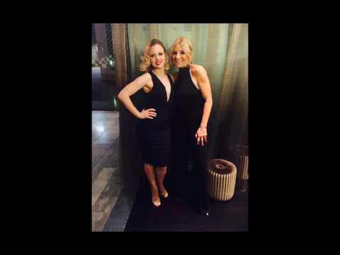 Joanne Clifton and Michelle Collins on BBC Radio Merseyside on 21st February 2017