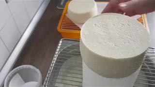 Немецкий рецепт сливочного сыра из моей книги
