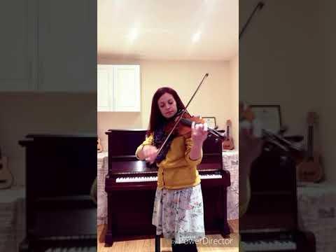 Ag Criost an Siol, solo violin