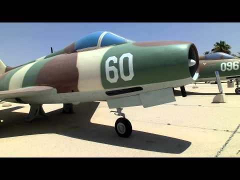 Early French Jet - Dassault Mystere IVA -2