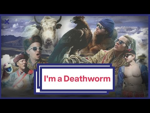 I'M A DEATH WORM // SONG VOYAGE // Mongolia Music Video //