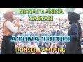NISSA Ft ANISA   (ATOUNA EL TOUFOULE Cover by SABYAN) KONSER INDONESIA MENANG & DAMAI LAMPUNG