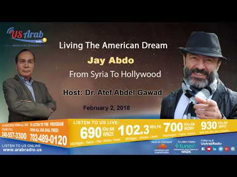 Living The American Dream: Jay Abdo From Syria To Hollywood