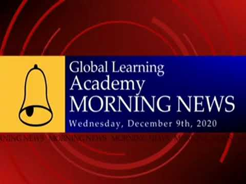 Global Learning Academy Pre-k to Grade 5 Live Stream